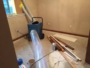 Water Damage North Richland Hills