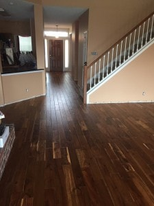 living room flooring